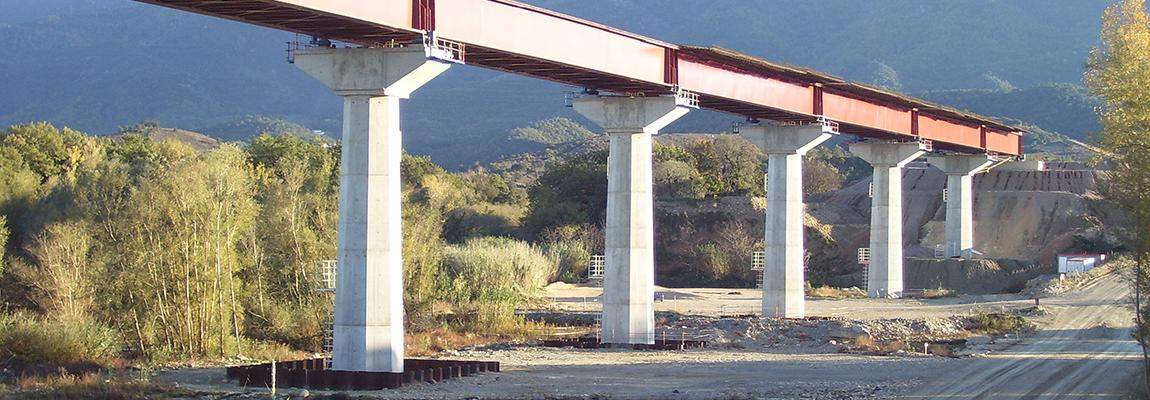 Pont sur le Tech - LGV